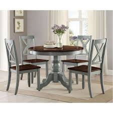 Dining Room Table Covers Protection by Better Homes And Gardens Cambridge Place Dining Table Blue