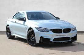 modified bmw m4 used bmw m4 convertible petrol in silverstone ii from stratstone