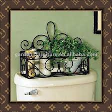 Wrought Iron Wall Planters by Handicraft Vintage Decorative Wrought Iron Planter Metal Wall