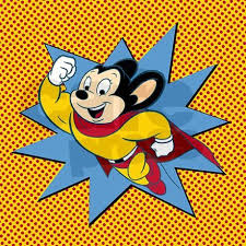 122 best mighty mouse images on mighty mouse comic
