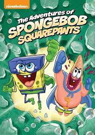 amazon com spongebob squarepants adventures of spongebob tom