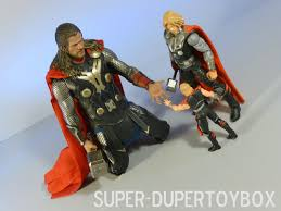 hot toys 1 6 dark world thor 6 mattel avengers thor and 3 3 4