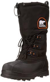 sorel black friday deals amazon com sorel men u0027s glacier extreme snow boot snow boots