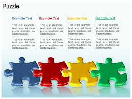 puzzle piece powerpoint template free powerpoint puzzle pieces