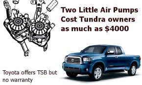 2008 toyota sequoia problems tundra and sequoia 4000 air injection system problem tundra