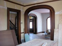 dining room living room front door blog the croff house