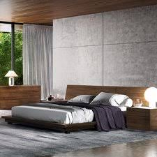Modern  Contemporary Bedroom Sets AllModern - Contemporary platform bedroom sets