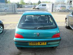 used peugeot 106 used green peugeot 106 for sale rac cars