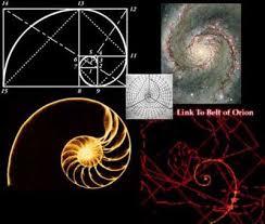 golden ratio dna spiral golden ratio shift frequency