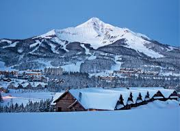 Station Closest To Winter Big Sky Ski Resort Montana This Is A Great Place To Meet A Moose