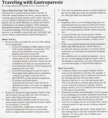 gastroparesis the gastroparesis diet u0026 recipe help ideas