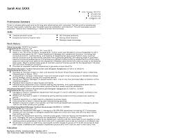 Examples Of Resumes For Sales Associate by Nordstrom U0027s Retail Sales Associate Resume Sample Quintessential