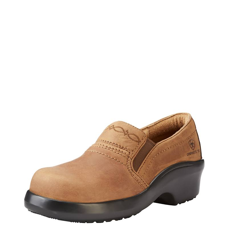 Ariat Expert Safety SD Composite Toe Clog, Adult,