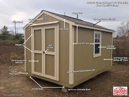 Overhead Shed Doors Storage Shed Doors Home Depot Lowes Metal Roller How To Build Door