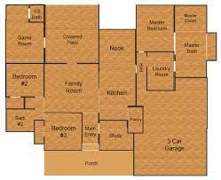 live oak homes floor plans