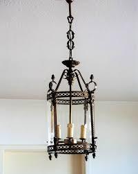 Wohnzimmer Lampen Antik Jugendstil Deckenlampe Um 1920 Antik Kronleuchter Art Nouveau