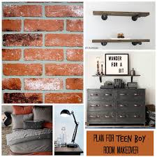 Teen Boy Bedroom by Teen Boy Bedroom The Orc Edition Week Two