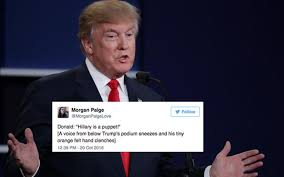 You Re Meme - trump told clinton no you re the puppet twitter melted into