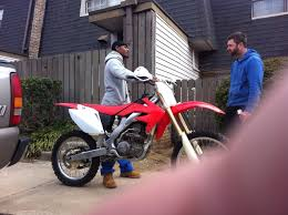 motocross bike for sale bike stolen weeks later it u0027s for sale on craigslist moto