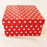 polka dot boxes lb with all products