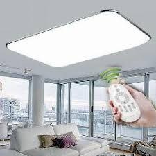 Bedroom Led Ceiling Lights Remote Surface Mounted Modern Led Ceiling Lights For