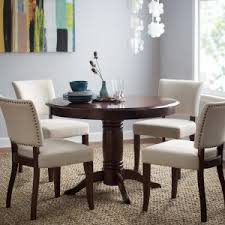 espresso dining table with leaf espresso kitchen dining tables hayneedle