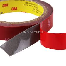 3m Foaming Car Interior Cleaner 3m Tape 20mm Double Sided Sticker Acrylic Foam Adhesive Car