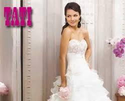 robe de mari e pas cher tati catalogue de robe de mariée gratuit photos de robes