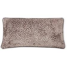 rodeo home decor rodeo home grey cut velvet oblong decorative pillow 20 liked