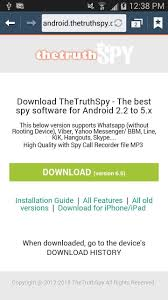 the hacks of mr robot how to spy on anyone s smartphone activity step 2install thetruthspy