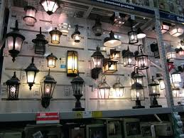 outside light fixtures lowes lowes outdoor light fixtures not many good choices in the picture of