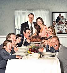 thanksgiving family movies rockwell u0027s thanksgiving parodies