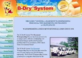 b dry system of louisville home facebook