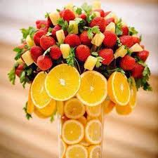 creative fruit arrangements 25 best comida images on cook cooking recipes and eat