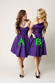 online get cheap junior bridesmaid dresses in purple aliexpress