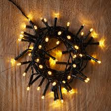 Battery Operated Mini Led String Lights by Outdoor Warm White String Lights Diy