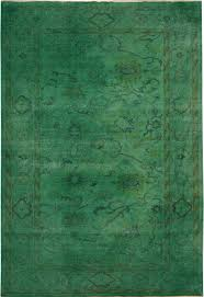 Green Modern Rug It S The Year To Go Green Our Matt Camron Rugs