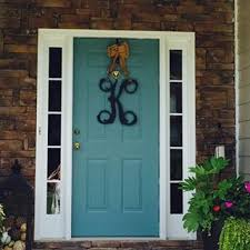 doors sherwin williams moody blue house colors pinterest