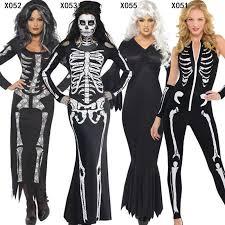 Skeleton Costume Halloween Skeleton Lady Costume Promotion Shop Promotional Skeleton Lady