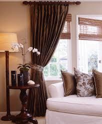 Curtains Decoration Picturesque Bedroom Decoration Presenting Enchanting White Unique