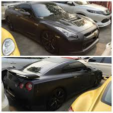 nissan gtr matte black and red images tagged with r35clubmalaysia on instagram