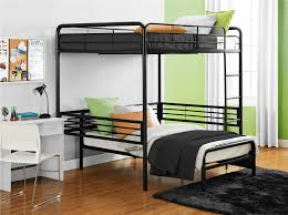 full loft bed metal u2014 modern storage twin bed design popular