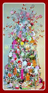 kimsmom76 handmade ornaments candyland tree