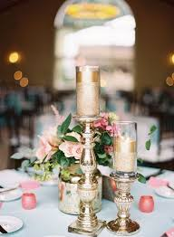 Vase And Candle Centerpieces by 395 Best Wedding Centerpieces Images On Pinterest Flower