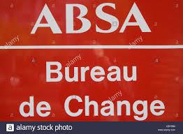 cape town bureau de change stock photo royalty free image