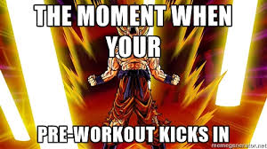 Dbz Gym Memes - goku workout memes workout best of the funny meme