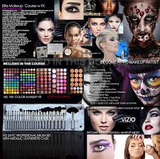 professional makeup artist schools online elite makeup course with fx special effects makeup online