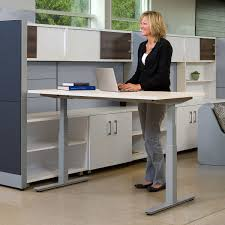 Adjustable Height Desk by Quincy 30