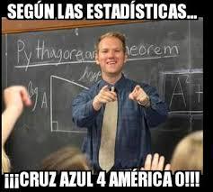Memes Cruz Azul Vs America - los memes no pudieron faltar en la goliza de cruz azul sobre américa