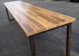 Building Reclaimed Wood Coffee Table by Reclaimed Wood Dining Table Diy Reclaimed Wood Dining Table
